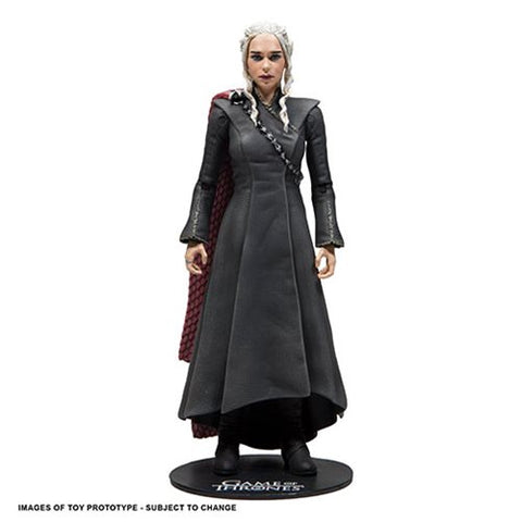 Game of Thrones Daenerys Targaryen Mcfarlane Action Figure
