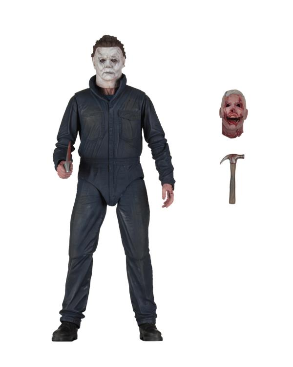 Halloween (2018) 1/4 Scale Michael Myers Neca Action Figure (Pre-Order) - toysintheattic.co.uk