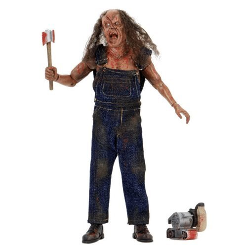 Hatchet Victor Crowley 8-Inch Scale Clothed Action Figure (Pre-Order) - toysintheattic.co.uk