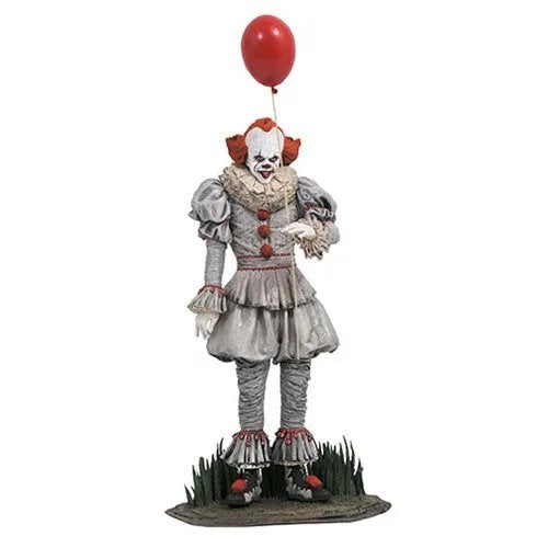 It Chapter 2 Gallery Pennywise Statue - toysintheattic.co.uk