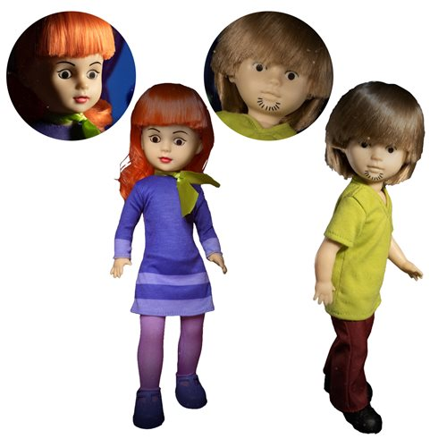 Living Dead Dolls - Scooby-Doo & Mystery Daphne & Shaggy (Pre-Order)