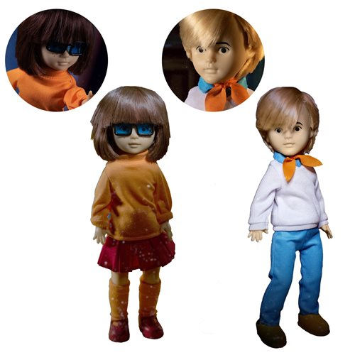 Living Dead Dolls - Scooby-Doo & Mystery Velma & Fred (Pre-Order)