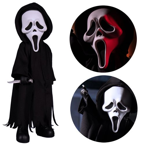 Living Dead Doll Presents Scream Ghost Face (Pre-Order) - toysintheattic.co.uk