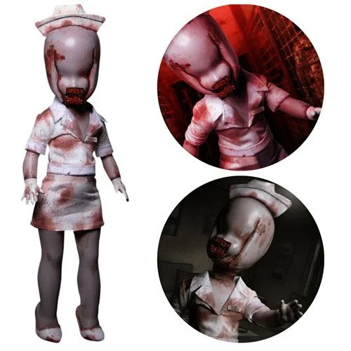 Living Dead Dolls Presents Silent Hill 2: Bubble Head Nurse 10-Inch Doll (Pre-Order)