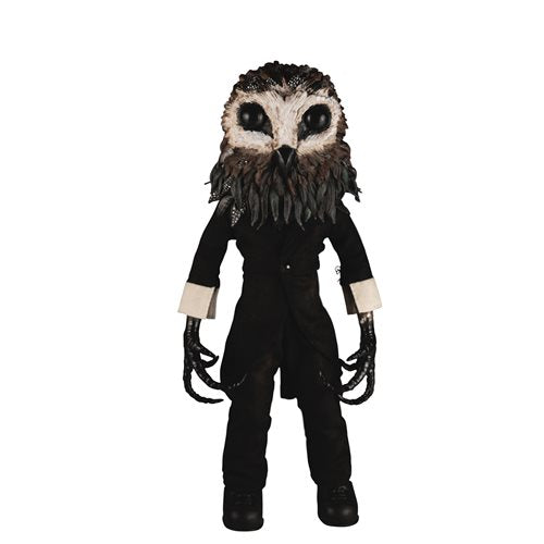 Living Dead Doll Presents Lord of Tears Owlman Doll (Pre-Order) - toysintheattic.co.uk