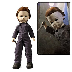 Living Dead Dolls Halloween Michael Myers Doll - toysintheattic.co.uk