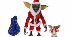 Gremlins Santa Stripe and & Gizmo Neca Action Figures