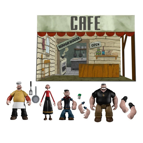 Popeye 5 Points Deluxe Box Set (Pre-Order)