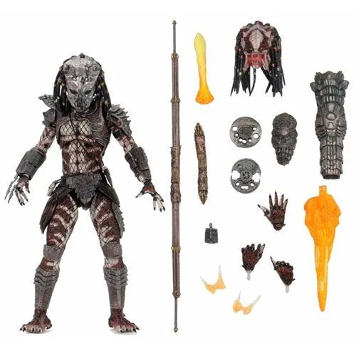 Predator 2 Ultimate Guardian 7-Inch Scale Action Figure (Pre-Order)