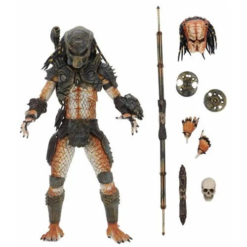 Predator 2 Ultimate Stalker 7-Inch Scale Action Figure (Pre-Order)