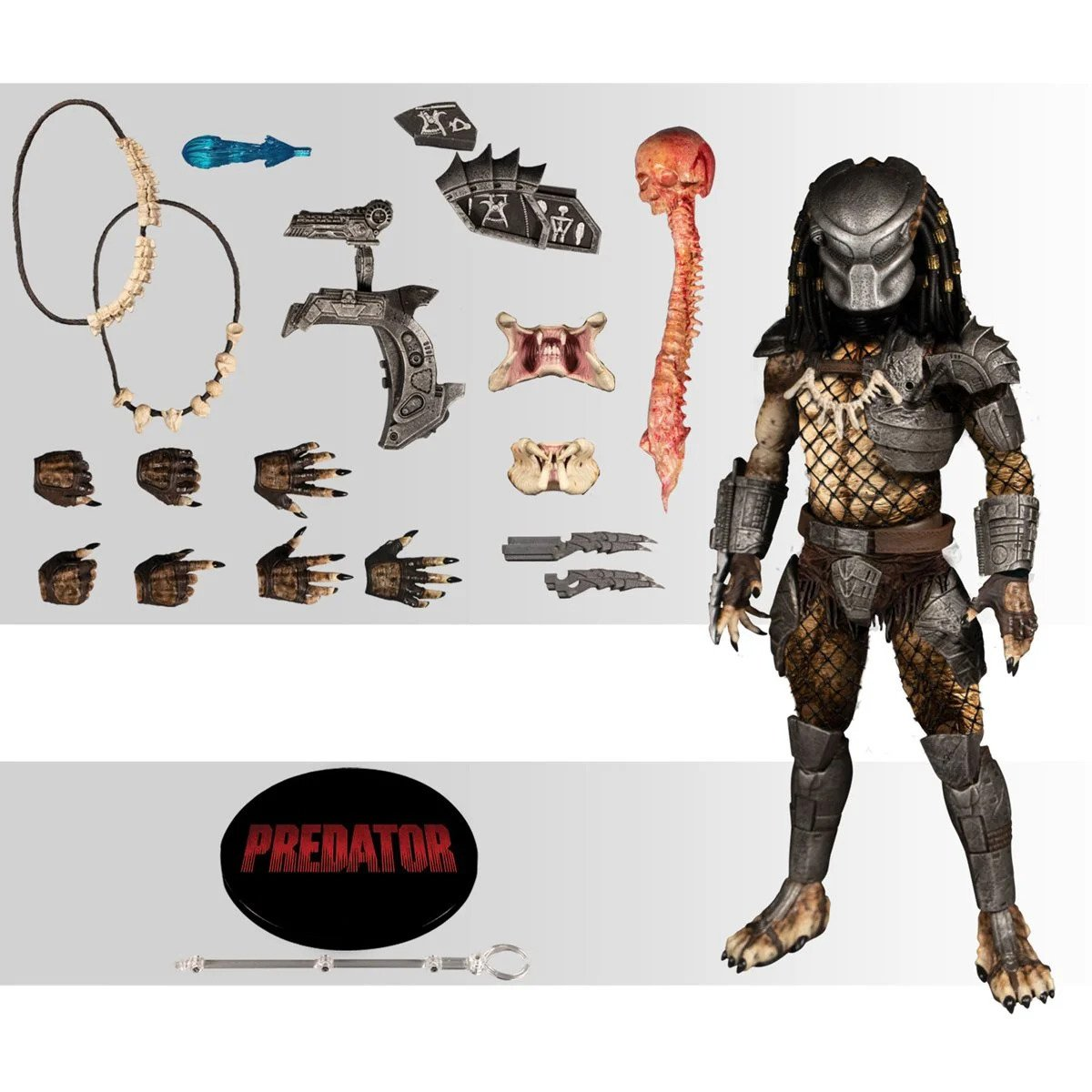 Mezco One : 12 Collective Predator Deluxe Edition Action Figure (Pre-Order)