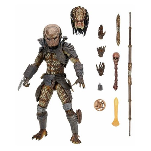 Predator 2 Ultimate City Hunter 7-Inch Scale Action Figure (Re-release Pre-Order) - toysintheattic.co.uk