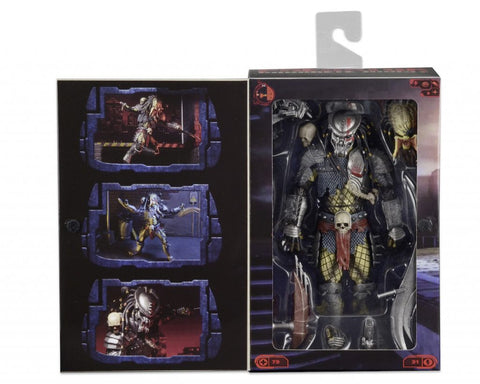 "Predator – 7"" Scale Action Figure – Ultimate Scarface"