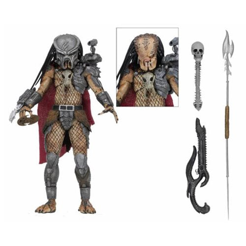 Predator Ultimate Ahab Predator 7-Inch Scale Action Figure - toysintheattic.co.uk
