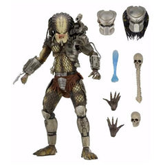 Predator Ult Jungle Hunter Neca Action Figure