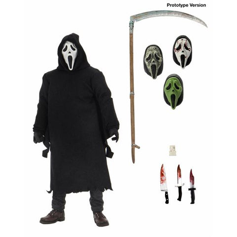 Scream Ghostface Ultimate 7-Inch Scale Action Figure (Pre-Order)