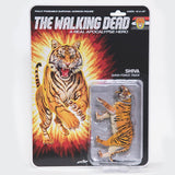 The Walking Dead Skybound Exclusive Shiva Force - Shiva (Bloody) Action Figure - toysintheattic.co.uk