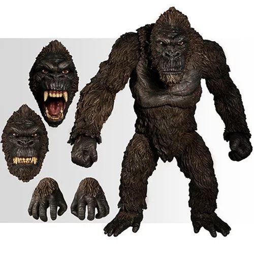 King Kong of Skull Island Ultimate Mezco 18-Inch Action Figure (Pre-Order) - toysintheattic.co.uk