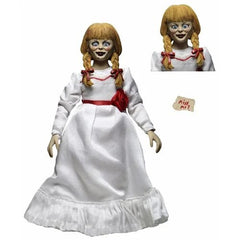 The Conjuring Universe Annabelle 8-Inch Cloth Action Figure (Pre-Order)