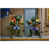 Teenage Mutant Ninja Turtles Cartoon Napoleon and Atilla Frog 2 Pack (Pre-Order)