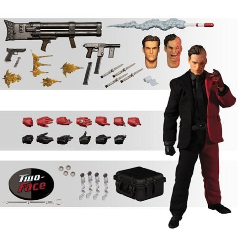 Mezco One : 12 Collective Two-Face Action Figure