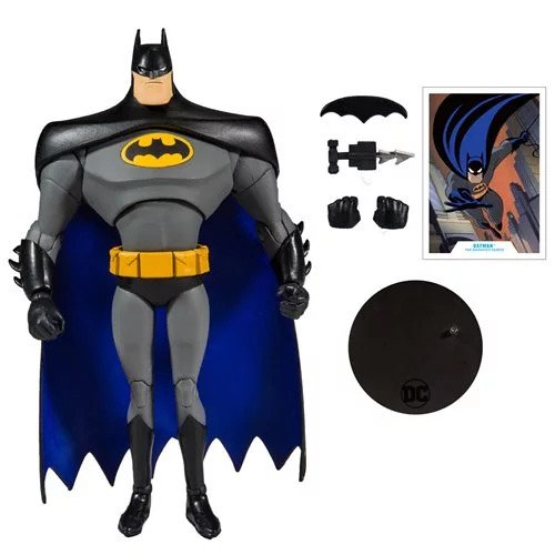 "Batman Animated 7"" Ultra Mcfarlane DC Animated Action Figure (Pre-Order) - toysintheattic.co.uk"