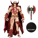 Mortal Kombat Series 4 - Spawn (Bloody Version) Mcfarlane Action Figure