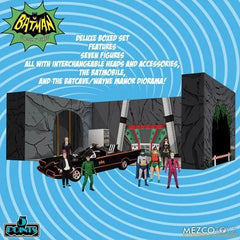 Batman (1966) 5 Points Deluxe Boxed Set (Pre-Order)