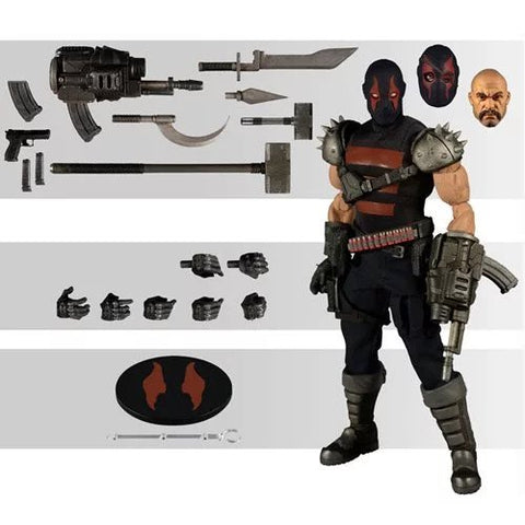 Mezco One : 12 Collective KGBeast Action Figure
