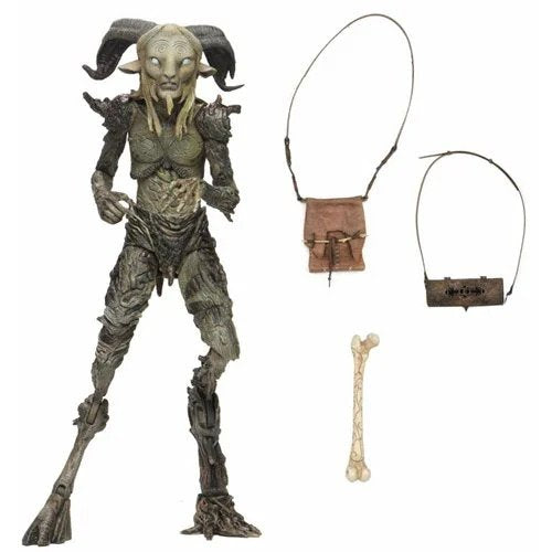 Pan's Labyrinth Old Faun Guillermo Del Toro Signature Collection  7-Inch Scale Action Figure (Pre-Order)