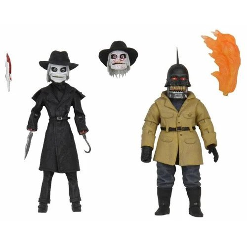 Puppet Master Ultimate Blade and Torch 7-Inch Scale Action Figure 2-Pack (Pre-Order)