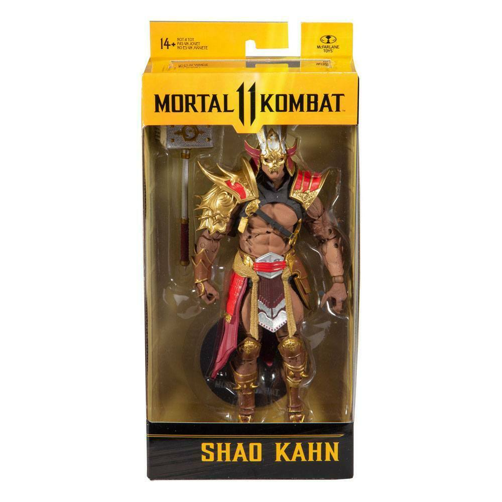 Mortal Kombat Series 5 - Shao Khan