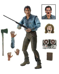 "Evil Dead 2 Dead By Dawn Ultimate Ash 7"" Action Figure"