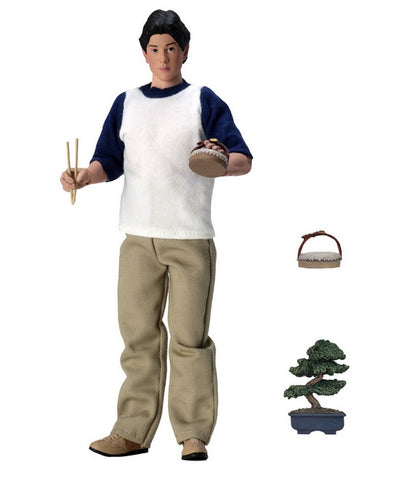 Karate Kid Daniel Larusso Poseable Neca Action Figure