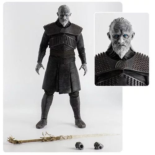 Game of Thrones White Walker 1:6 Scale Action Figure - toysintheattic.co.uk