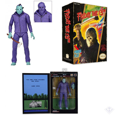 Friday 13th Jason Classic Video game Action Figure (Pre-Order)
