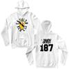Limited Release: Shady X Griselda Hoodie in White
