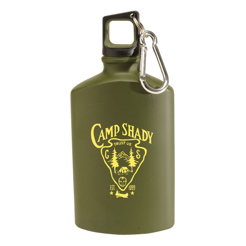 Limited Release: Camp Shady Canteen in Green