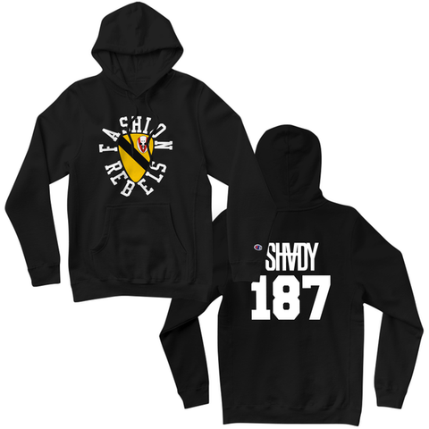 Limited Release: Shady X Griselda Hoodie in Black