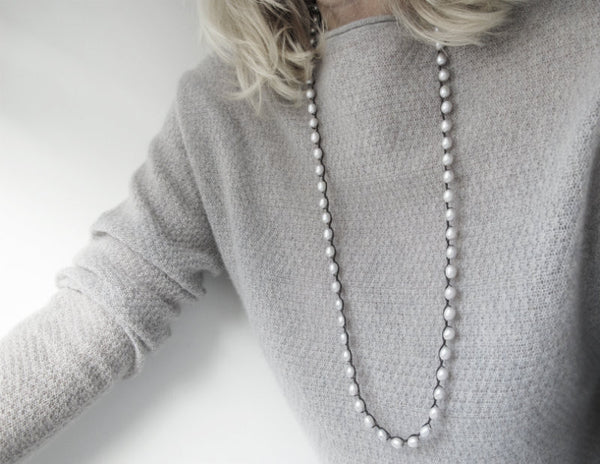 Favorite Pearl Necklace