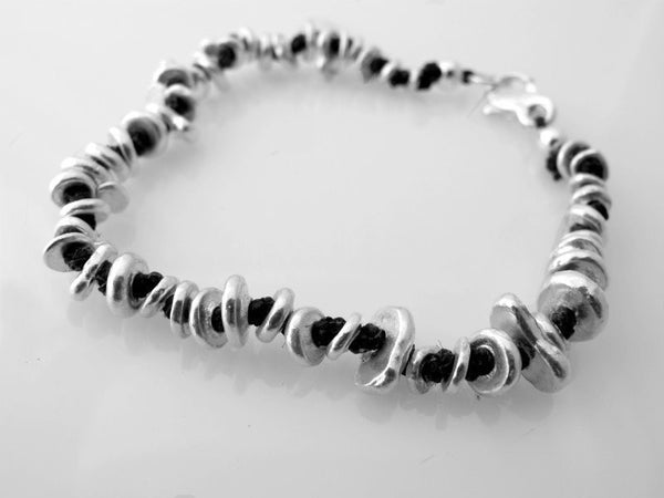 Large Droplet Bracelet