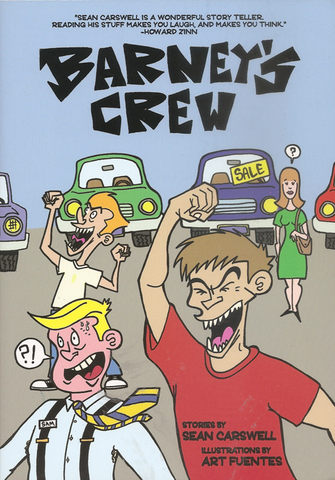 Barney's Crew, stories by Sean Carswell
