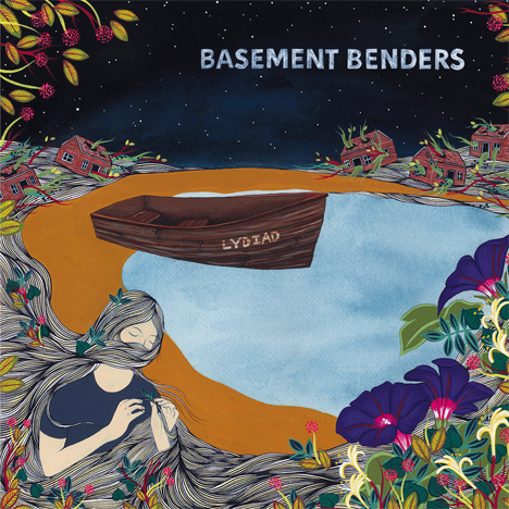 Basement Benders, Lydiad LP+7""