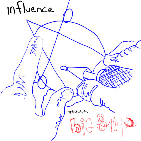 Influence: A Tribute to the Big Boys LP
