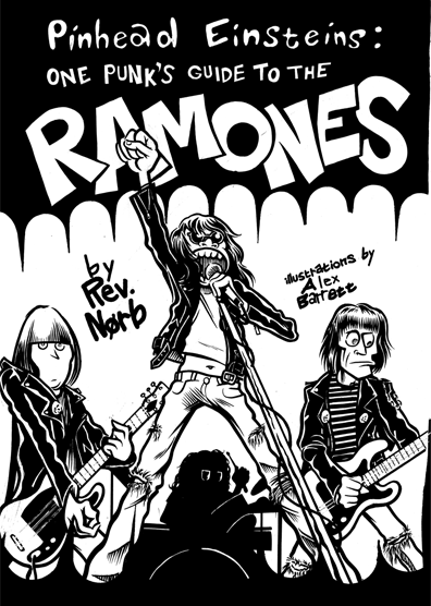 One Punk's Guide to the Ramones by Rev. Nørb