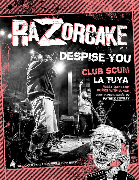 Razorcake Issue #107