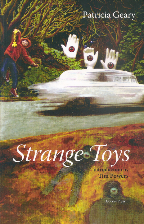 Strange Toys, by Patricia Geary