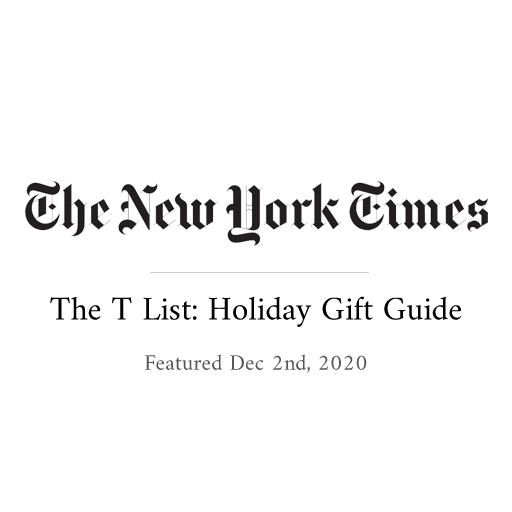 Zach&Zoë - The New York Times - The T Gift Guide
