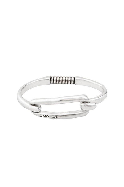 UNO DE 50 HINGED RECATANGLE HOOK BRACELET PUL1721