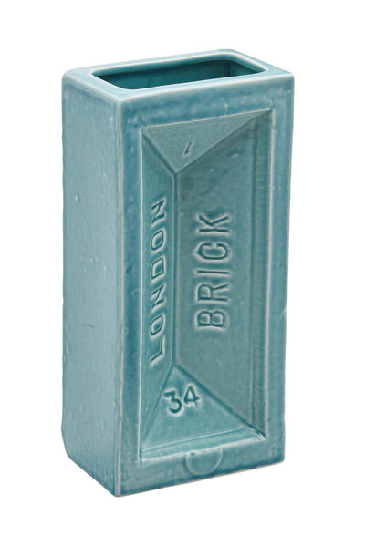 STOLEN FORM LONDON BRICK VASE 20051